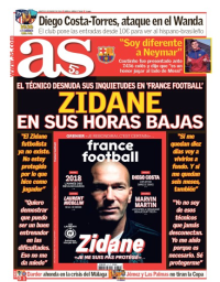 capa Jornal As de 9 janeiro 2018