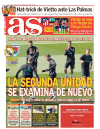 capa Jornal As de 10 janeiro 2018