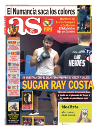 capa Jornal As de 11 janeiro 2018