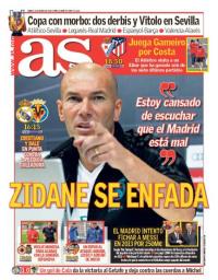 capa Jornal As de 13 janeiro 2018