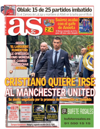 capa Jornal As de 15 janeiro 2018