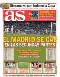 capa Jornal As de 16 janeiro 2018