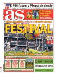 capa Jornal As de 22 janeiro 2018
