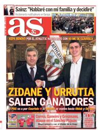 capa Jornal As de 23 janeiro 2018