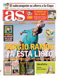 capa Jornal As de 24 janeiro 2018