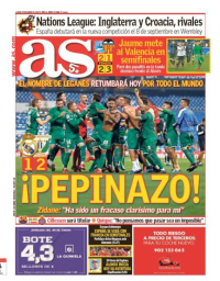 capa Jornal As de 25 janeiro 2018