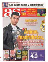 capa Jornal As de 26 janeiro 2018