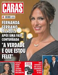 capa Revista Caras de 1 novembro 2017