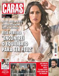 capa Revista Caras de 3 outubro 2017