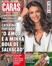 capa Revista Caras de 8 janeiro 2018