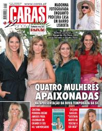 capa Revista Caras de 15 setembro 2017