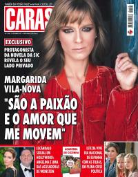 capa Revista Caras de 18 outubro 2017