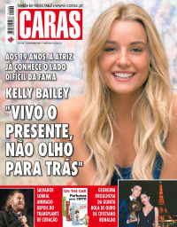capa Revista Caras de 18 dezembro 2017