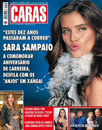 capa Revista Caras de 26 novembro 2017
