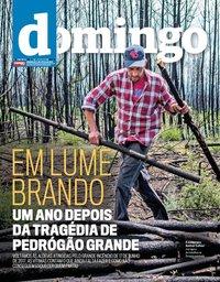 capa Domingo CM de 17 junho 2018