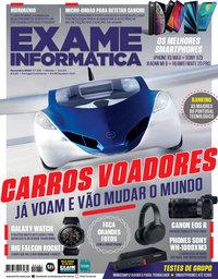 capa Exame Informática de 1 novembro 2018