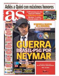 capa Jornal As de 1 março 2018
