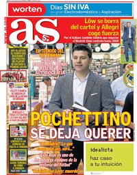 capa Jornal As de 2 junho 2018