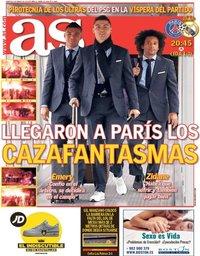 capa Jornal As de 6 março 2018