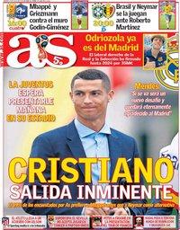 capa Jornal As de 7 julho 2018