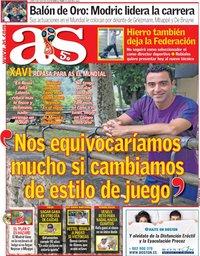capa Jornal As de 9 julho 2018