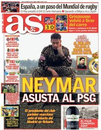 capa Jornal As de 12 março 2018