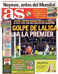 capa Jornal As de 15 março 2018
