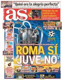 capa Jornal As de 16 março 2018
