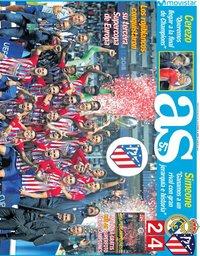 capa Jornal As de 16 agosto 2018