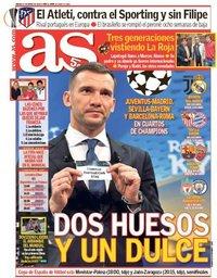 capa Jornal As de 17 março 2018