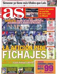 capa Jornal As de 17 agosto 2018