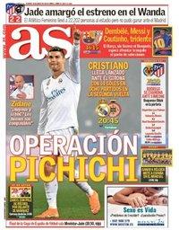 capa Jornal As de 18 março 2018