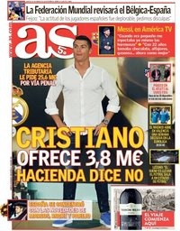 capa Jornal As de 20 março 2018