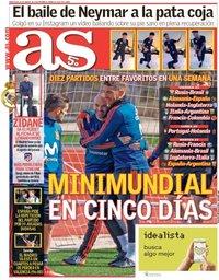 capa Jornal As de 21 março 2018