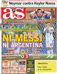 capa Jornal As de 22 junho 2018