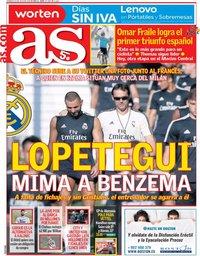capa Jornal As de 22 julho 2018