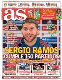 capa Jornal As de 23 março 2018