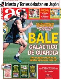 capa Jornal As de 23 julho 2018