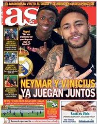 capa Jornal As de 25 março 2018