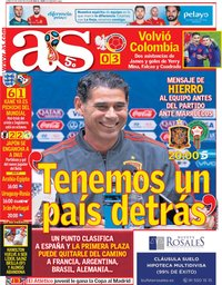 capa Jornal As de 25 junho 2018