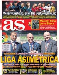 capa Jornal As de 25 julho 2018