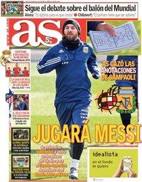 capa Jornal As de 26 março 2018