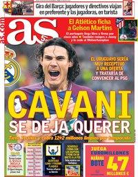 capa Jornal As de 26 julho 2018