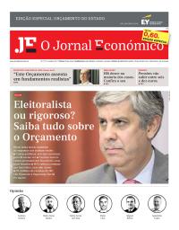capa Jornal Económico de 16 outubro 2017