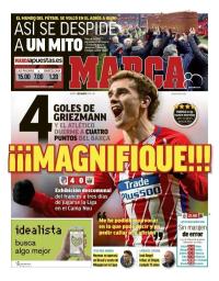 capa Jornal Marca de 1 março 2018