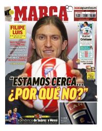 capa Jornal Marca de 3 março 2018