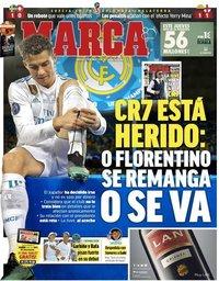 capa Jornal Marca de 4 julho 2018