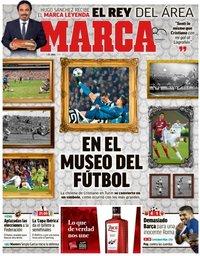 capa Jornal Marca de 5 abril 2018