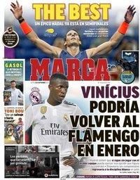 capa Jornal Marca de 6 setembro 2018