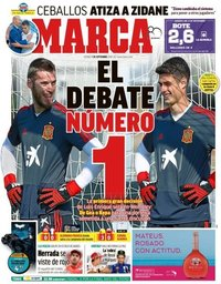 capa Jornal Marca de 7 setembro 2018